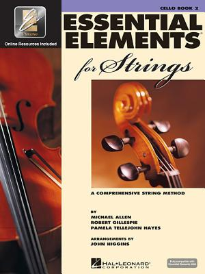 Essentials Elements 2000 For Strings Book 2